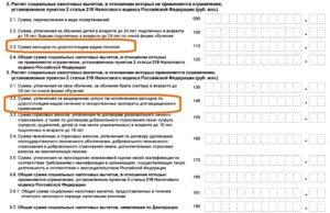 Налговый высет по НДФЛ: где указать сведения в декларации.