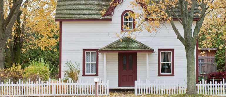 Как получить налоговый вычет при покупке дома?